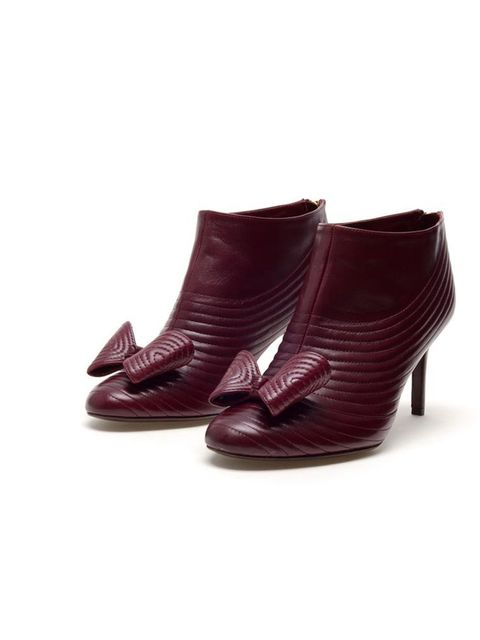 """<p>Laurence Dacade boots, £630 at <a href=""""http://www.brownsfashion.com/Product/Women/Accessories/Shoes_and_Boots/Ribbed_leather_shoe_boots/product.aspx?p=4431275&amp;cl=4&amp;pc=1949741"""">www.brownsfashion.com</a></p>"""
