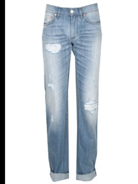 """<p>Jeans, £240.00 by Acne. For availability check <a href=""""http://www.asos.com/Woman/"""">ASOS</a></p>"""