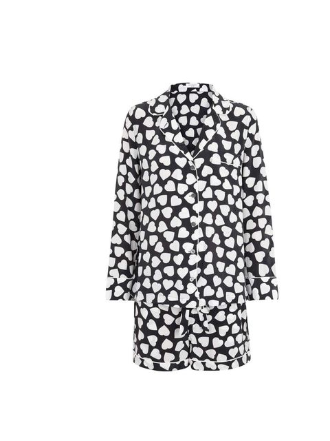 "<p>Polka-dot monochrome marvellousness - we'd expect no less from these silk shirt aficionados.</p><p>Equipment pyjamas, £440 at <a href=""http://www.harveynichols.com/womens/categories-1/lingerie-shop/nightwear/s477186-lilian-polka-dot-silk-pyjama-set.htm"