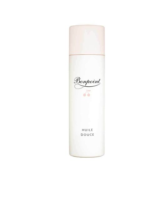 """<p>I originally bought Bonpoint's soft oil for my son but now we all use it - it smells amazing.</p><p><a href=""""http://www.bonpoint.com/gb/soft-oil.html"""">Bonpoint</a> soft oil, £35</p>"""