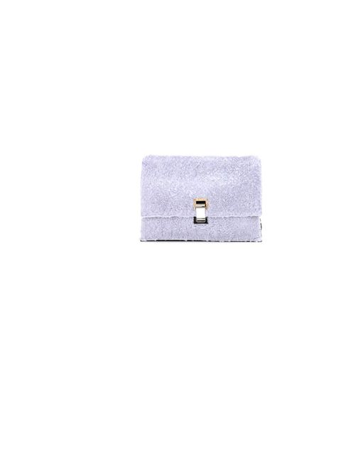 """<p>Fashion feels as good as it looks for the new season, Proenza Schouler shearling clutch, £595, at <a href=""""http://www.mytheresa.com/en-gb/small-lunch-bag-shearling-clutch.html"""">mytheresa.com</a></p>"""