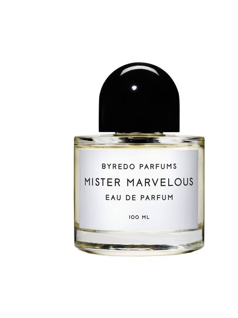 <p><strong>BUY HIM:</strong></p><p>The Fragrance: Byredo Mister Marvellous, 50ml/100ml £88/£130</p><p>What's in it? Mandarin, bamboo, cedarwood</p><p>Why we love it? A refreshing scent that's blended beautifully with earthy and masculine hints of amber an