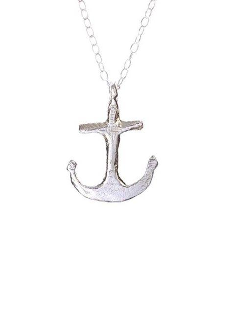 """<p>Daniella Draper's handmade charms are stunning everyday pieces, perfect for layering.</p><p><a href=""""http://danielladraper.com/shop/product/midi-charm-achor-necklace"""">Daniella Draper</a> necklace, £99</p>"""