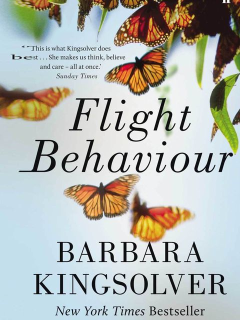 <p>Flight Behaviour tells the story of a restless farmwife whose encounter with what she considers to be a cautionary miracle leads her to challenge everything she's ever believed in.</p>