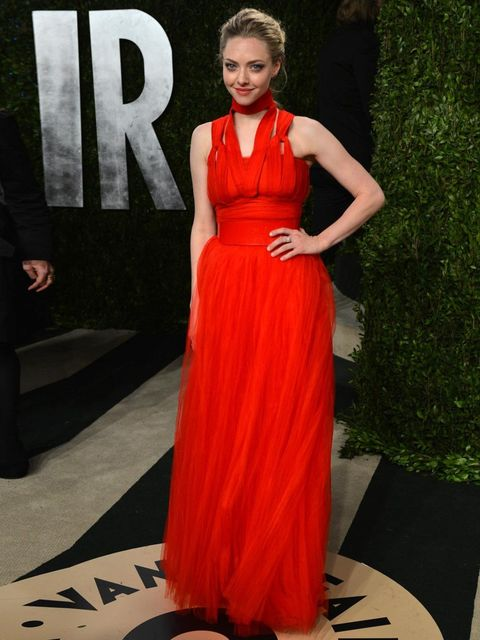 """<p><a href=""""http://www.elleuk.com/star-style/celebrity-style-files/amanda-seyfried"""">Amanda Seyfried</a> in a Givenchy Haute Couture by Riccardo Tisci custom-made gown</p>"""