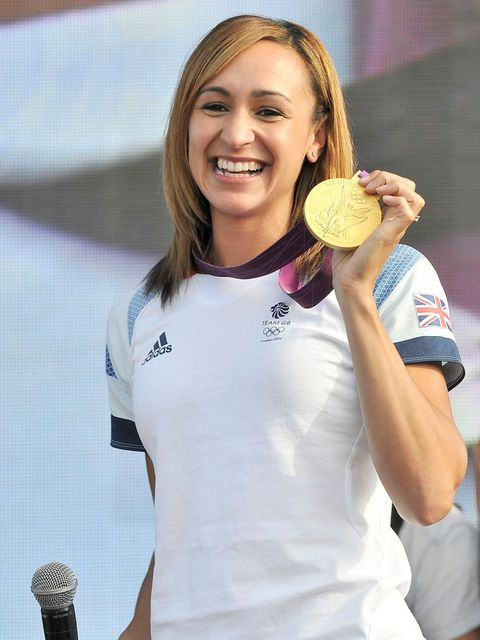 <p>Aquarius 21 January – 19 FebruaryJessica Ennis born 28 January 1986 won gold in the heptathlon at this year's Olympics.</p>