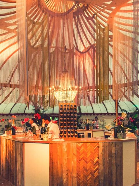<p>FESTIVAL: Wilderness</p>  <p>If 'festival season' makes you cringe at the thought of mosh pits in the mud, then you should give Wilderness a try. Dubbed 'the world's biggest dinner party', its achingly sophisticated line-up spans restaurant pop-ups fro