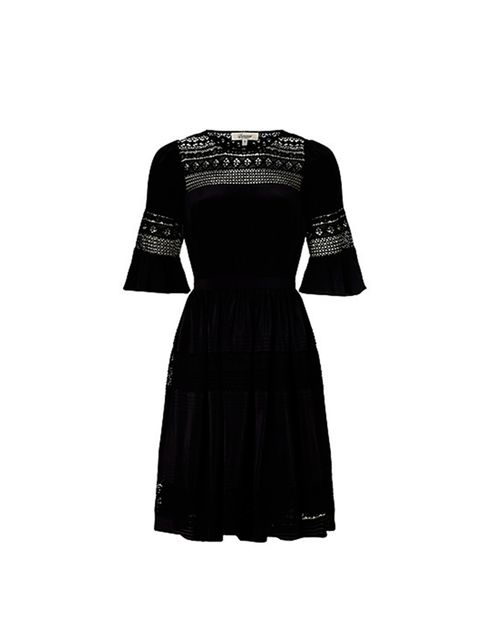 "<p><a href=""http://www.johnlewis.com/somerset-by-alice-temperley-lace-insert-dress-black/p1938223"" target=""_blank"">Somerset by Alice Temperley</a> dress, £160 available at johlewis.com</p>"