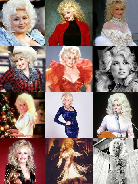 <p>Big wigs and an even bigger talent, when it comes to glamour Dolly Parton has it in spades. In her four-decade career, she's had 25 number-one hits, sold 100 million records and even opened her very own (enormously successful) theme park – <em>Dollywoo