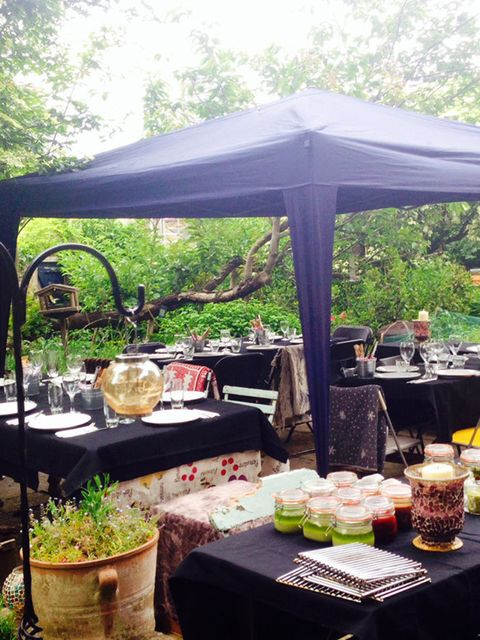 <p>FOOD: Jimmy's BBQ Club</p>  <p>Are there three sweeter letters in the English language than B, B and Q? We think not. Especially when it's a BBQ created by pop-up supremo Jimmy Garcia, who returns once again after a sell-out summer last yea