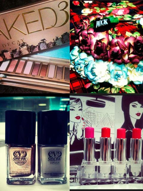 "<p>All kinds of new and interesting products arrive in the ELLE beauty cupboard every day, prompting much excitement from the ELLE beauty team. And we want to share them with you.</p><p>Along with getting a first look inside <a href=""http://www.elleuk.com"