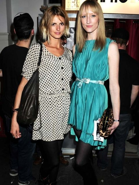 """<p><a href=""""http://www.elleuk.com/starstyle/celebrity-trends/%28section%29/everyone-s-wearing-sequins2/%28offset%29/0/%28img%29/343225"""">Jacquetta Wheeler</a> & <a href=""""http://www.elleuk.com/starstyle/red-carpet/%28section%29/british-fashion-awards-20"""