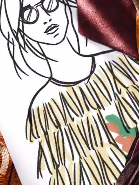 <p>Burberry (@burberry)</p>  <p>'A glimpse at the #Burberry Autumn/Winter 2015 collection, revealed on Monday at 1pm London time #LFW #Cinemagraph'</p>