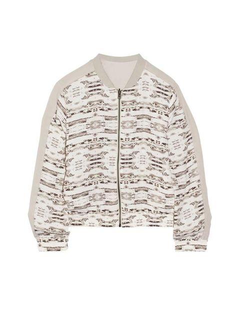 """<p>Dagmar reversible bomber jacket, £265, at <a href=""""http://www.net-a-porter.com/intl/product/416243"""">Net-a-Porter</a></p>"""