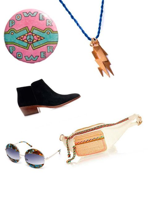 <p>Coachella is just the start. It's that time of year - it's festival season.</p>