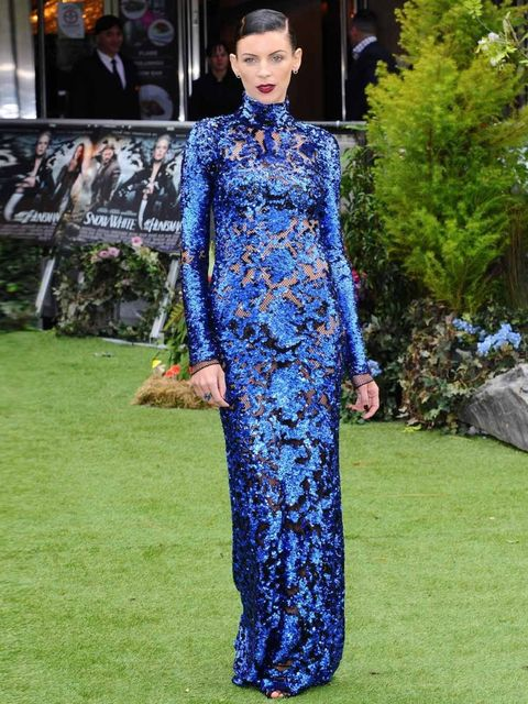 <p>Liberty Ross in Tom Ford</p>