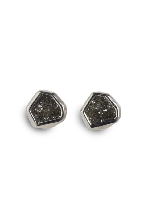 <p>Atelier Swarovski by Arik Levy earrings, £100, for stockists call 0207 255 8410</p>
