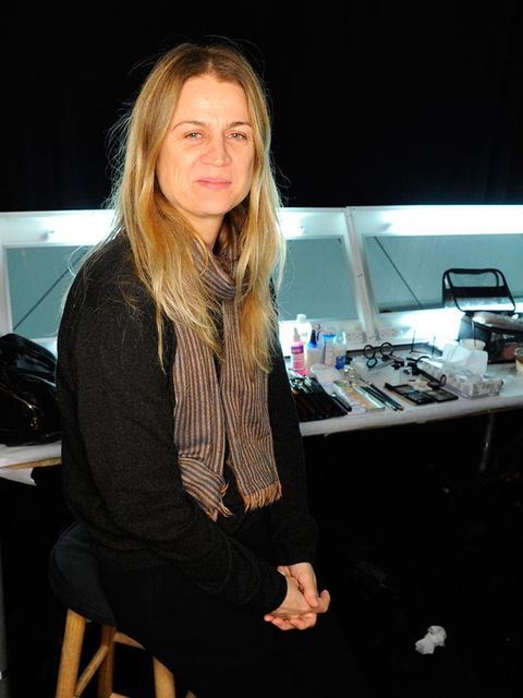 <p>Diane Kendal</p>  <p>Not only has Diane developed cosmetic lines for Calvin Klein in the past, she's also currently the Beauty Product Consultant and Makeup Artist for Marc Jacobs Beauty. Her makeup styling has appeared in advertising campaigns for Mar