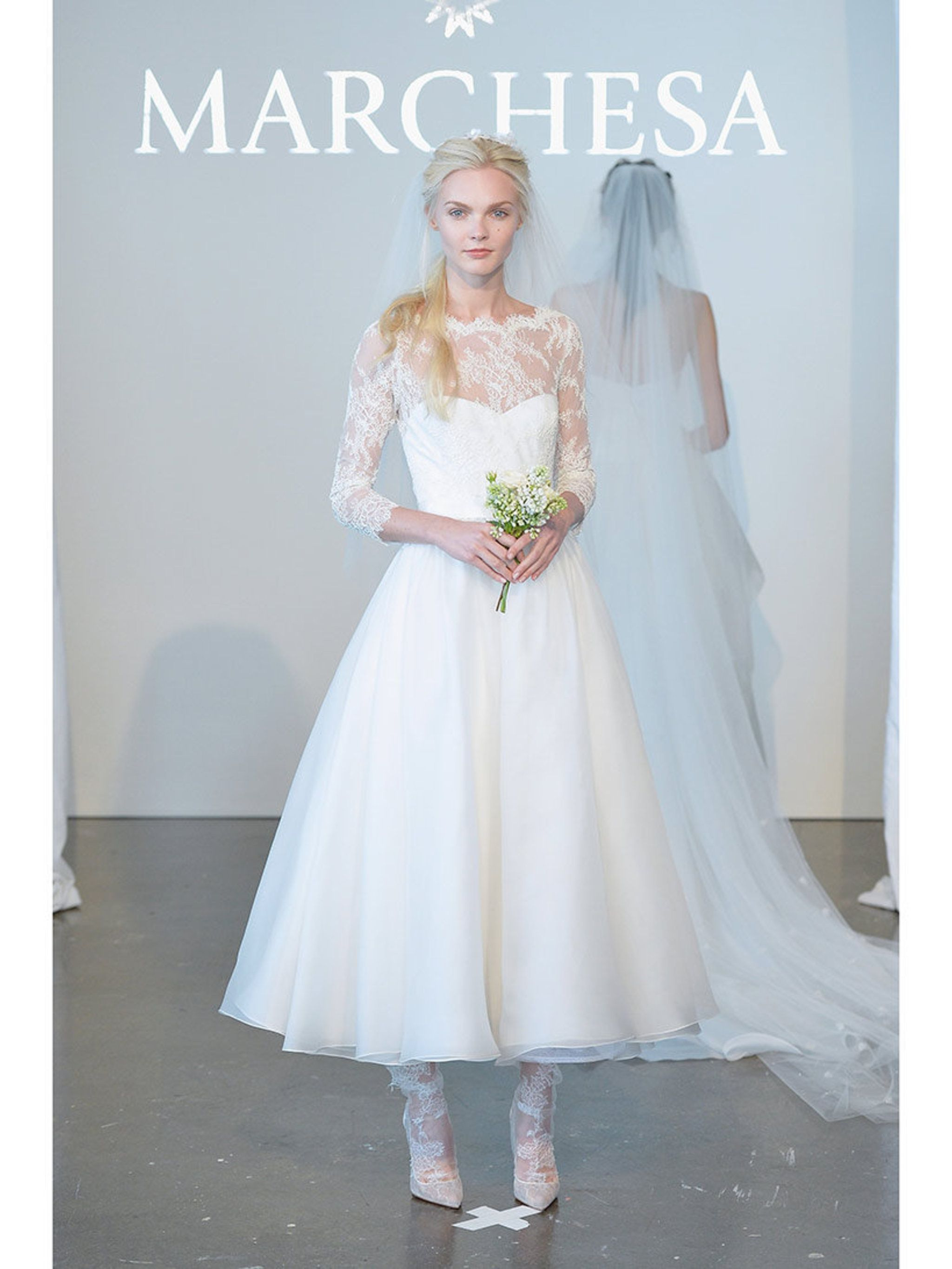 ELLE edits the best wedding dresses from New York Bridal Week Spring ...