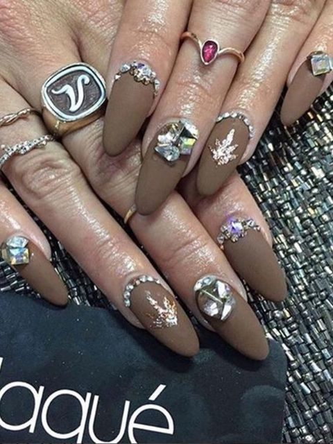 Nail Art Designs The Best Celebrity Nail Art For All Your Manicure