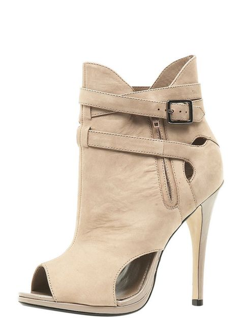 "<p>Ankle strap boots, £90, by <a href=""http://www.topshop.com/webapp/wcs/stores/servlet/ProductDisplay?beginIndex=0&viewAllFlag=&catalogId=19551&storeId=12556&categoryId=175039&parent_category_rn=175013&productId=1486013&langId"