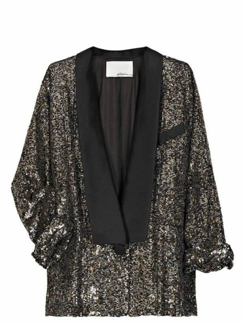 "<p>Sequin jacket, £825, by 3.1 Phillip Lim at <a href=""http://www.net-a-porter.com/Shop/Designers/31_Phillip_Lim/All"">Net-a-Porter </a></p>"