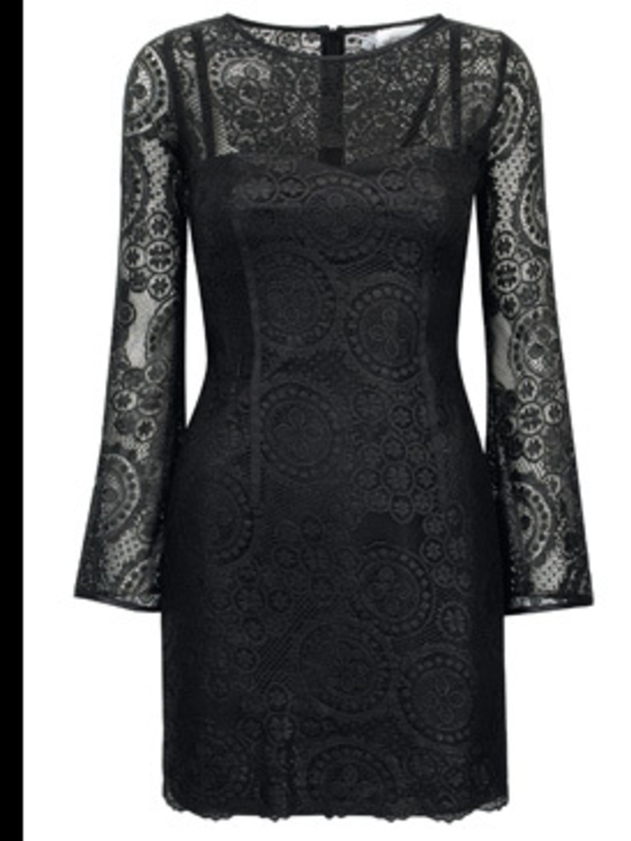 <p>Dress, £325.00 by Pinko. For stockists call 020 3230 3030</p>