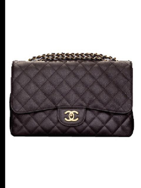 <p>Bag from £1,200.00 by Chanel. For stockists call 0207 493 5040</p>