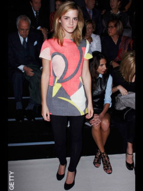 <p><strong>The New Sloane</strong></p><p> </p><p>Tribe Leader: Emma Watson</p><p> </p><p>Tribe members: Tamsin Egerton, Bee Schaffer, Elettra Rosselini Wiedeman</p><p> </p><p>Signature style: Prim with a twist. Think classic heritage brands such as Burber