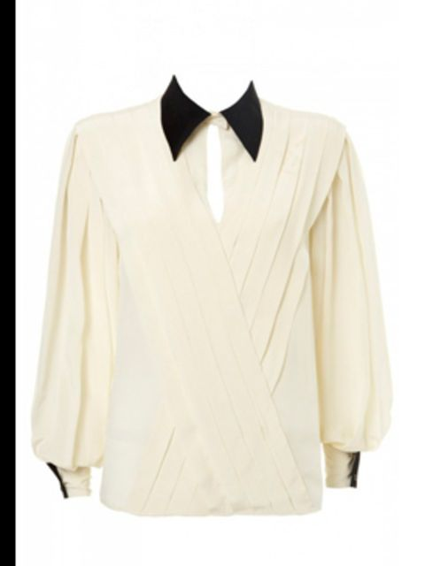 <p>Shirt, £35.00 from Topshop. For stockists call 0845 121 4519</p>