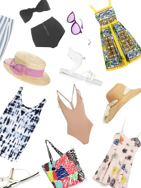 <p>Whether you'll be hobnobbing in The Hamptons or eating sandy sandwiches in Cornwall this year, we've got your summer wardrobe covered.</p><p>From city breaks to windy weekends, don't go anywhere until you've seen our definitive guide to holiday dressin