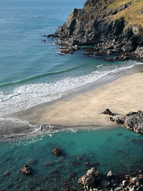 "<p>CORNWALL</p><p>When the sun shines there is nothing greater that a British seaside holiday.</p><p>And when it doesn't? Well, you just need to be prepared. </p><p><em><a href=""http://www.elleuk.com/travel/holiday-inspiration/five-of-the-best-dog-friendl"