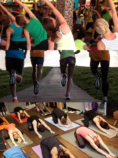 """<p>Forget pricey gym memberships and classes, look to the country's free workouts instead. From running and yoga to Crossfit and circuits, your workout regime doesn't have to cost a fortune.</p><p><a href=""""http://www.elleuk.com/beauty/running""""></a></p>"""