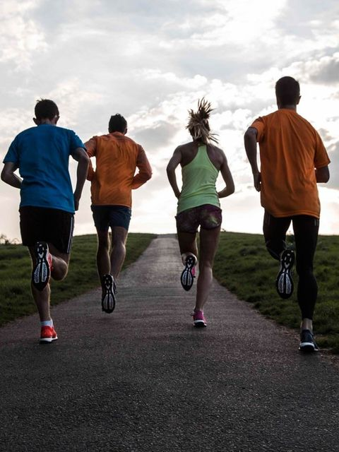 <p>Up and down the country at 9am simultaneous 5k runs happen every single Saturday. If, like us, you're usually asleep at this time then you're likely to be comepletely unaware of these free races.</p>  <p>Sponsored by Adidas, you can treat the 5k as a r