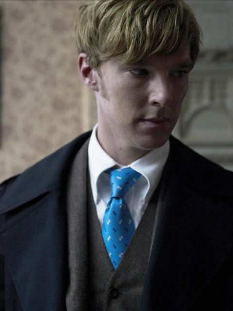 <p>Benedict Cumberbatch in Tinker Tailor Soldier Spy</p>