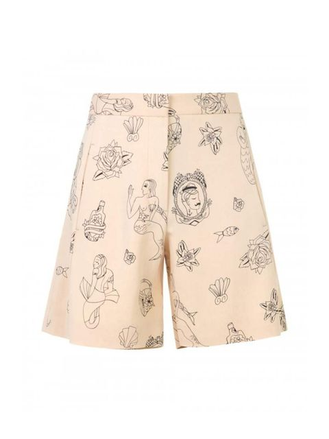 "<p>These off-beat printed shorts are on Market & Retail Editor Harriet Stewart's shopping list for summer; she'll wear hers with a white shirt and classic white trainers.</p><p><a href=""http://www.bimbaylola.com/shoponline/product.php?id_product=8808&id_c"