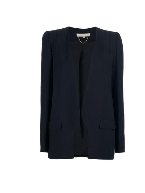 "<p>Vanessa Bruno blazer, £322 at <a href=""http://www.farfetch.com/shopping/women/vanessa-bruno-open-blazer-jacket-item-10295608.aspx"">farfetch.com</a></p>"