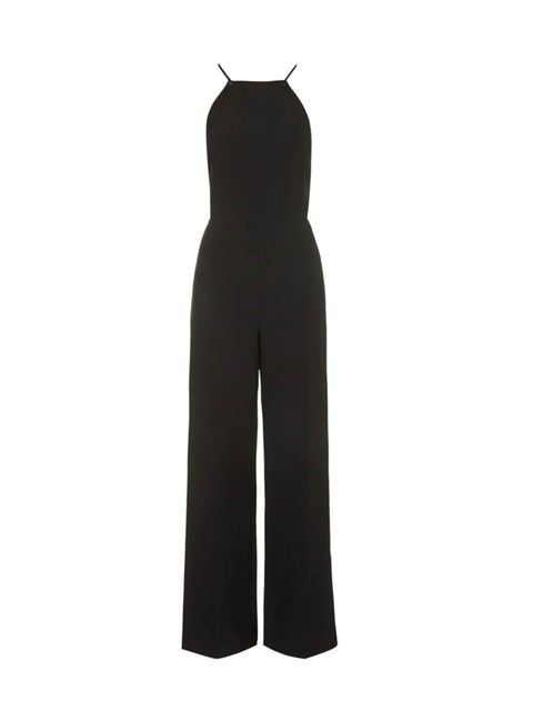 <p>Team with your favourite trainers and denim jacket to dress down this jumpsuit for daytime.</p>