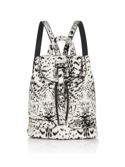 <p>Printed perfection from bag brand to watch Meli Melo.</p>