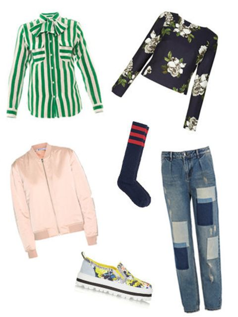 <p>The shops are awash with the first Spring drops but how do you tap into those new trends now before the mercury rises?</p><p>Swap boots for brogues, layer a skinny-polo-neck under silky fabrics, or, for the sartorially brave, try a brightly coloured an