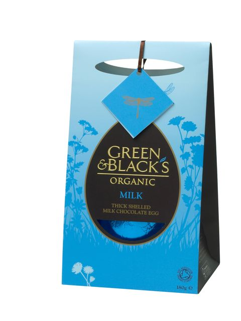 """<p><strong>Treat: <a href=""""http://www.greenandblacks.co.uk/our-range/Easter/Milk-Egg?p=2643&c1=1560"""">Green & Blacks Milk Egg</a></strong><strong> Calories: 1110 Calories</strong></p><p><strong>Activity: Elliptical Trainer</strong><strong> Time: 85"""
