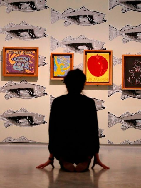 <p>ART: Magnificent Obsessions: The Artist As Collector</p>  <p>It's always fascinating to find out what tastemakers choose to buy for themselves – see What ELLE Wears for proof. And here's a chance to do just that with the leading talents o