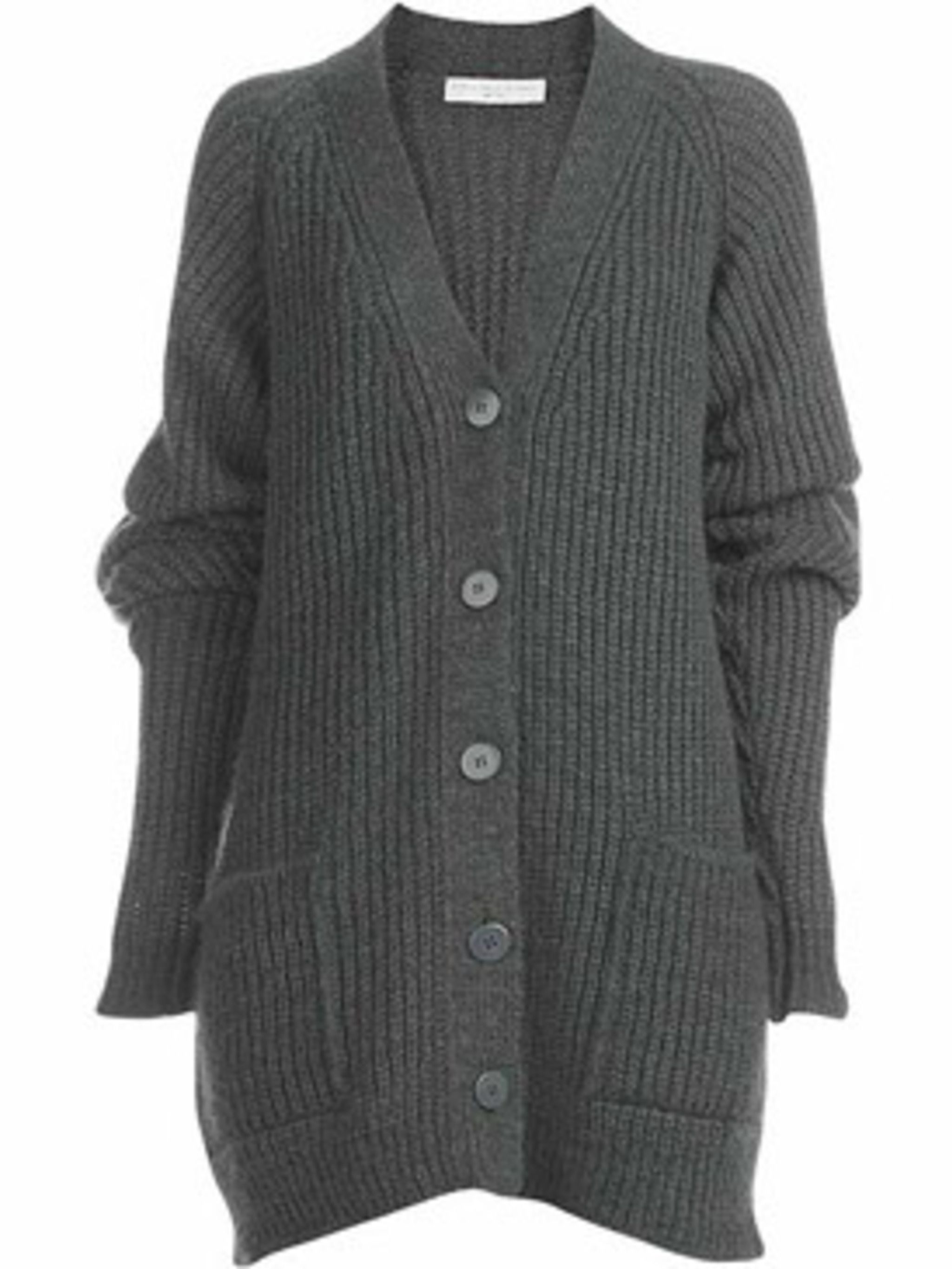 "<p>Oversized mohair blend cardigan, £575, Stella McCartney at <a href=""http://www.net-a-porter.com"">Net-a-porter.com</a>   </p>"
