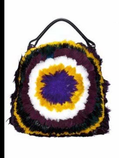 <p>Bag, £1560, by Kenzo, for stockists details call 020 7225 1960</p>