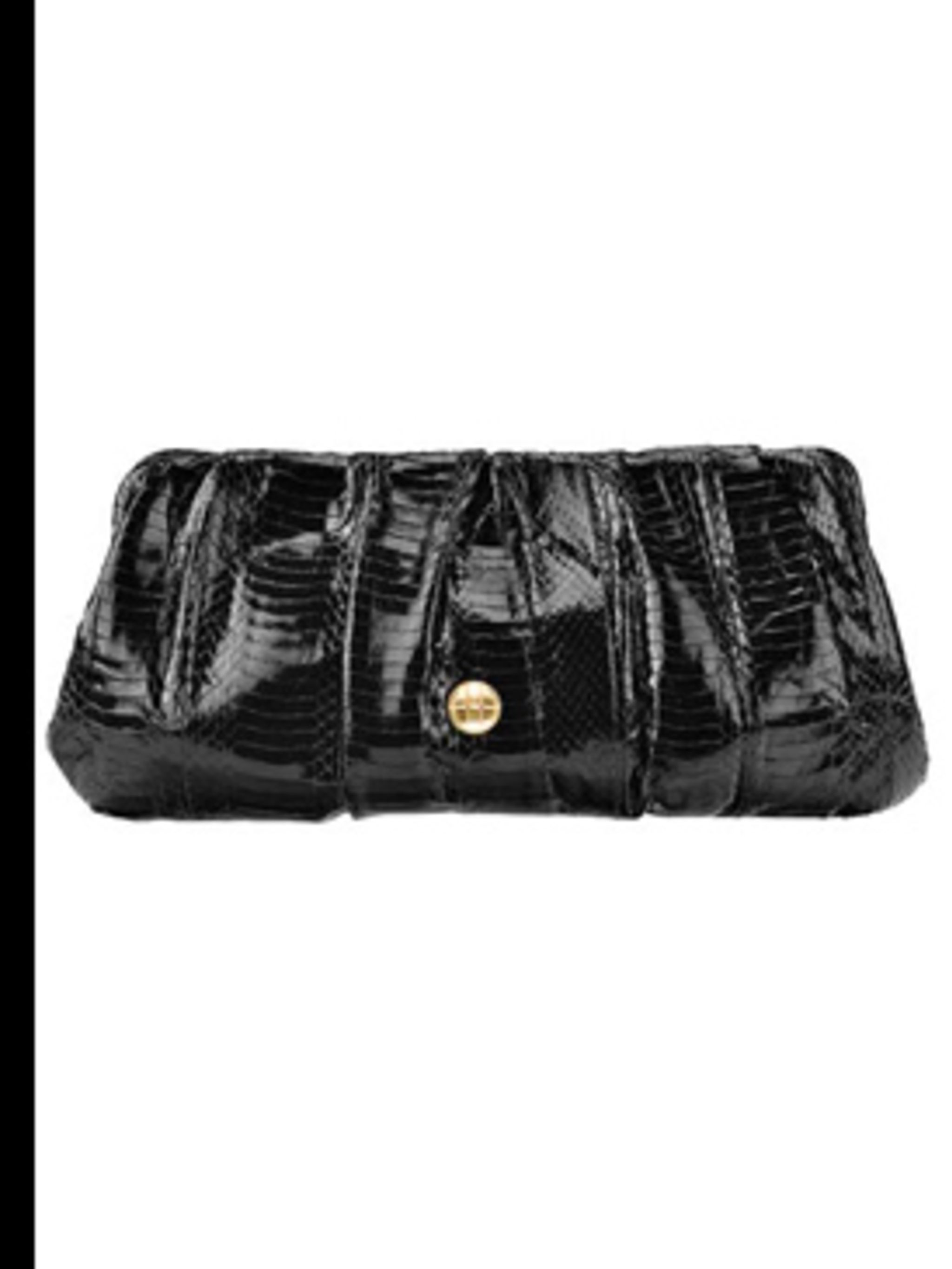 <p>Clutch, £499.00 by Boss Black. For Stockists call 0207 554 5700</p>