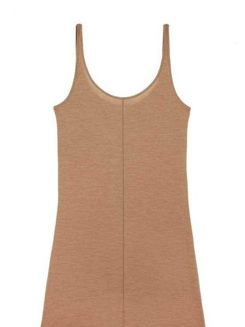 <p>Cos camel vest, £29 (0207 478 0400)</p>