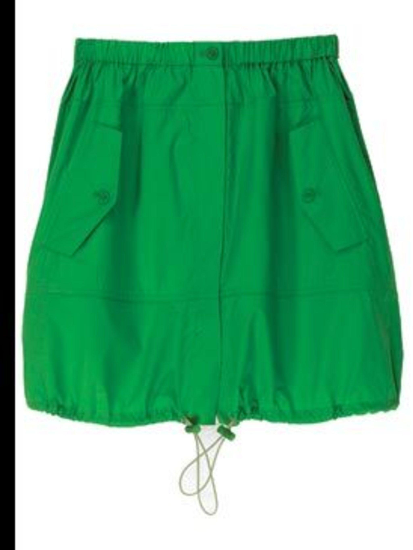 <p>Skirt, £145, Theory</p>