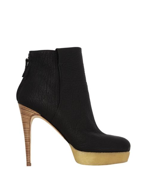 <p>Cos ankle boots, £150, call 0207 478 0400 for stockists</p>