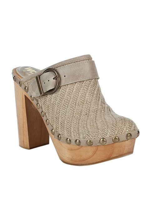 "<p>Beige raffia clogs, £116, by Jeffrey Campbell at <a href=""http://www.stylebop.com/product_details.php?menu1=designer&amp;menu2=&amp;menu3=368&amp;id=18311"">Stylebop</a> </p>"