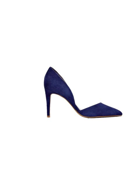 "<p>A classic court shoe is always in style, as Executive Fashion Director Kirsty Dale knows only too well. Midnight blue makes a change from the usual black...</p><p><a href=""http://www.reiss.com/womens/shoes/brina/blue/"">Reiss</a> court shoes, £139</p>"